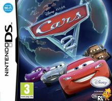 Cars 2 (DSi Enhanced) (E) Box Art