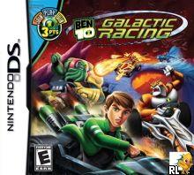 Ben 10 - Galactic Racing (U) Box Art