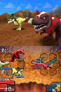 Fossil Fighters Champions Dsi Enhanced U Rom