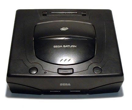 Sega Saturn Section