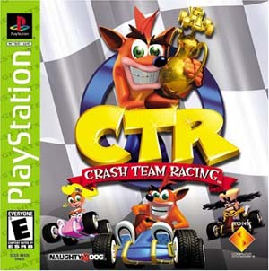 Crash Team Racing (ISO - PSX)