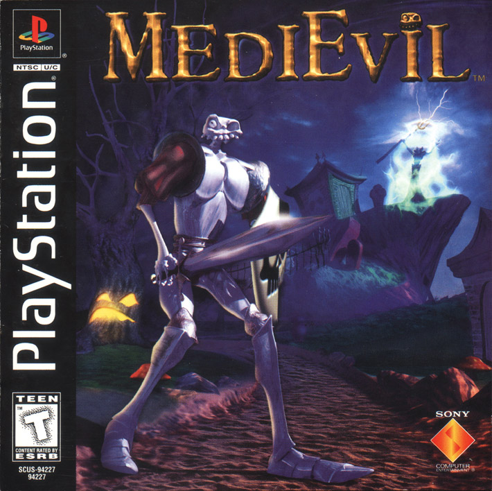Medievil PSX ISO Download - Emuparadise org