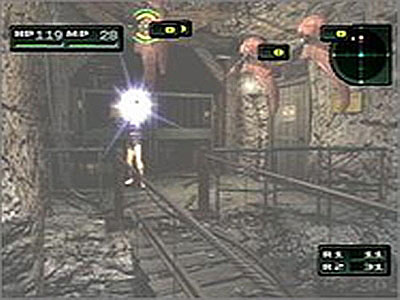 Parasite Eve II PSX ISO Download - Emuparadise org