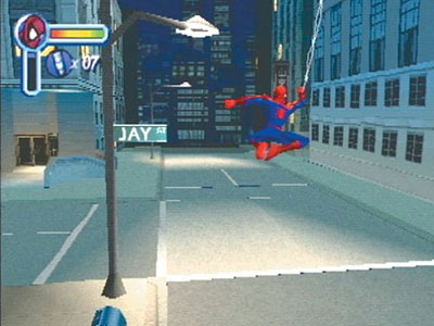 دانلود بازی مرد عنکبوتی پلی استیشن1